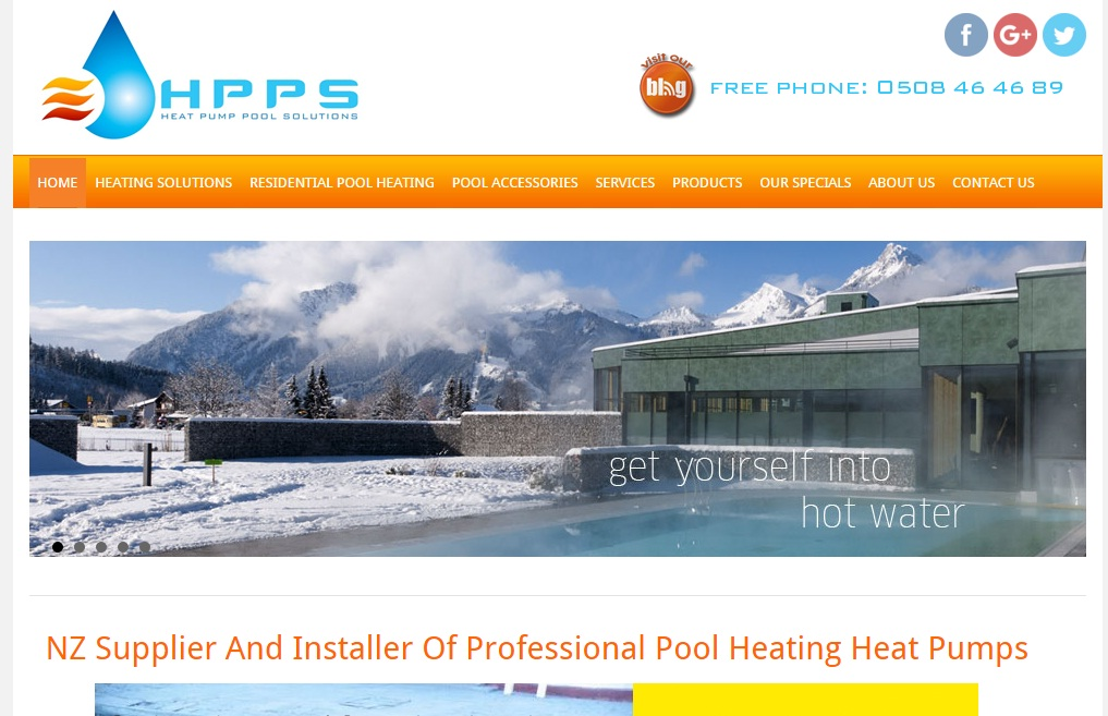 SwimmingPoolHeatPumpSystems